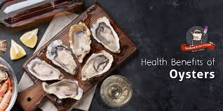 health benefits of oyster