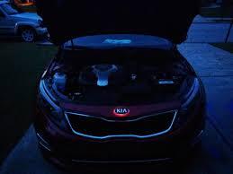 Light Up Car Emblems Diy Custom Glowing Emblem Kia Optima Forums