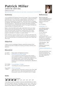 Temp Resume Samples Visualcv Resume Samples Database