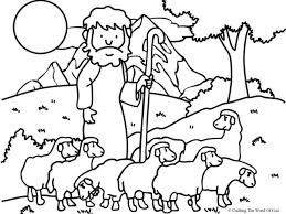 Small Picture Jesus The Good Shepherd Coloring Pages Amazing Coloring Jesus The