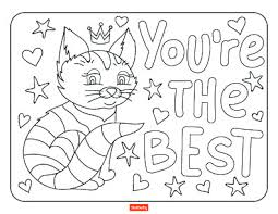 Feel free to print and color from the best 37+ valentines coloring pages for kids at getcolorings.com. 15 Valentine S Day Coloring Pages For Kids Shutterfly