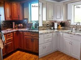 chalk paint kitchen cabinets before and after wenaa com
