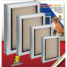 Backyards : Dog Doors Doggie Door Pet Dogwalkdogdoorset Install In ...