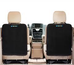 enovoe kick mats car seat cover waterproof