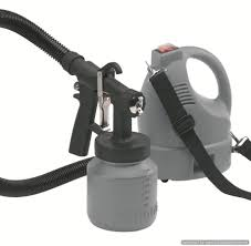 electric hvlp paint spray kits