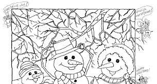 Hidden Pictures Publishing: Snowman Hidden Picture Puzzle for ...