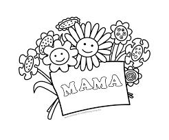 Kleurplaat Moederdag Voor Mijn Lieve Moeder Migliori Pagine Da
