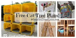 cool cat tree furniture. When We Find Free Cat Tree Plans On The Web, Or Pictures Of Furniture That Can Be Made From (mostly) Stuff, Post It Here For You To Use Cool A