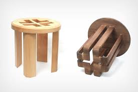nesting stools that also transform into