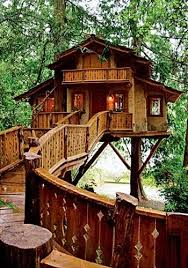 Exellent Tree House Plans For Adults Adult If This Had A Bar Throughout Beautiful Design