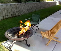 Propane Fire Pit (with Pictures)