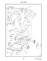 bobcat t190 wiring diagram best place to wiring and datasheet s205 bobcat wiring diagram new model wiring diagrambobcat 873 parts diagram bobcat 440 skid steer wiring