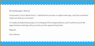 9 How To Send Resume By Email Besttemplates Besttemplates