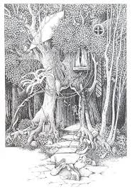 Small Picture Castle Point by ellfi on deviantART forest Pinterest Rotring