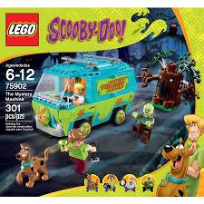 Scooby Doo Bedroom Decor Lego Scooby Doo The Mystery Machine 75902 Walmartcom