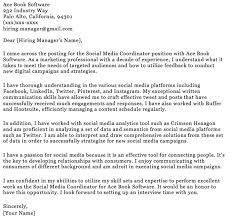 different cover letters 9 cover letter templates to perfect your next job