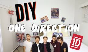 One Direction Bedroom Decor Diy One Direction Room Decor Cheap Simple Youtube