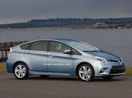 Toyota Prius with a body kit, lowering springs, & custom wheels ...