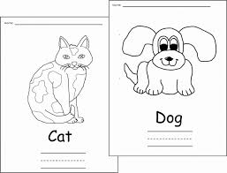 Jungle Animals Coloring Pages Baby For Preschoolers Printable