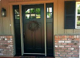 wood and glass front door hardwood front doors with glass vintage solid wood front door with