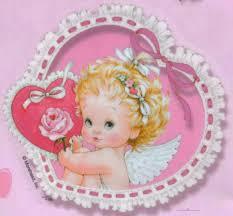 San Valentin Decoration San Valent N Ruth Morehead Tarjetas Postales