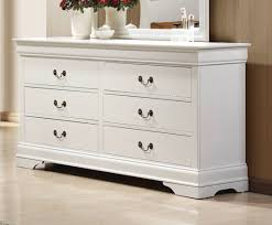 Louis Philippe Bedroom Furniture Louis Philippe White Bedroom Set By Coaster