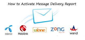 Dilivery Report How To Activate Sms Delivery Reports On Your Sim