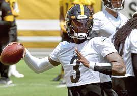 Getting to know Dwayne Haskins ...
