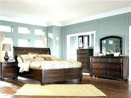 Black Wood Canopy Bed Frame Queen Beds Size Wooden The Best ...