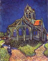vincent van gogh church of auvers