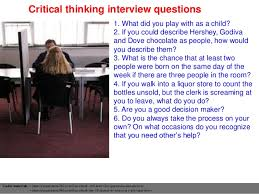 Types of Critical Thinking Questions  Basic  boring   Accelerated   better   Advanced  your future