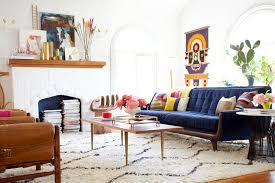 { 10 } Bright Natural Mexican Style Home Decor (Via Emily Henderson)