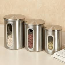 French Canisters Kitchen Kitchen Cannister Espresso Machine Stainless Steel Kitchen