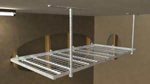 image of remodel garage ceiling storage ideas