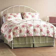 Coventry Iron Bed By Wesley Allen Humble Abode With White Frame ...