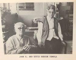 Effie Benson Temple (1900-1996) - Find A Grave Memorial