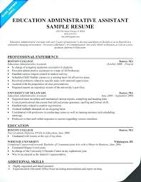 School Principal Resume Samples Resume School Administrator Resume