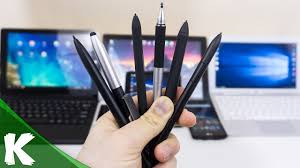 The Different Types of Stylus Pens | For Chinese <b>Tablets</b> - YouTube