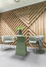 Office wall design Funky Image 16 Of 18 From Gallery Of Office Space In Poznan Metaforma Photograph By Krzysztof Strażyński Pinterest Image 16 Of 18 From Gallery Of Office Space In Poznan Metaforma