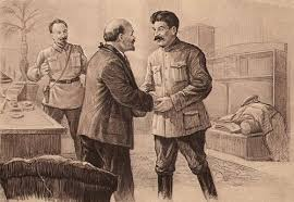 lenin and stalin soviet art ussr culture