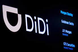 China's Didi worth $68 billion after U ...