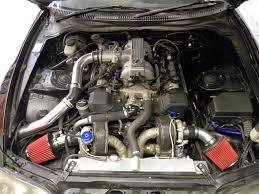 1UZFE Twin Turbo Kit with VNT Garrett turbos | Lextreme: Lexus ...