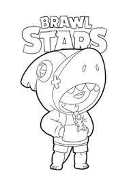 Brawl stars is een gekke multiplayer vechtgame. 40 Kleurplaten Brawl Stars Ideas Brawl Star Coloring Pages Stars
