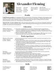 Pharmacy Resume Resumes Technician Professional Summary Director