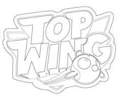 Top Wing Disegni Da Colorare Scarica Il Pdf E Stampa I Personaggi