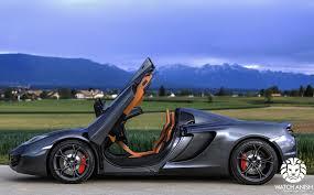 WATCH ANISH - McLaren MP4-12C Spider in Geneva