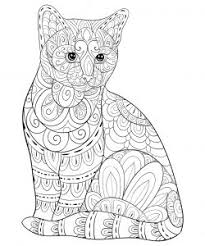 Cats are small, furry animals that are often kept as pets throughout the world. Cats Free Printable Coloring Pages For Kids