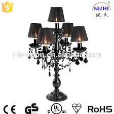 hot ing chandelier table lamp top centerpieces for weddings black shade uk tab