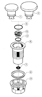 jetted tub replacement parts jetted tub air control schematic american standard jetted tub replacement parts
