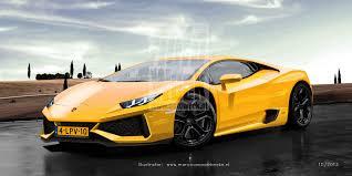 More Accurate 2015 Lamborghini Cabrera Renderings - GTspirit